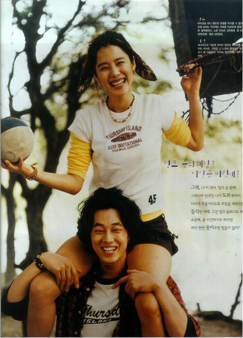 Tình ái rắc rối của So Ji Sub: Công khai với mỹ nhân kém 17 tuổi nhưng dính tin hẹn hò Son Ye Jin và toàn minh tinh - Ảnh 1.