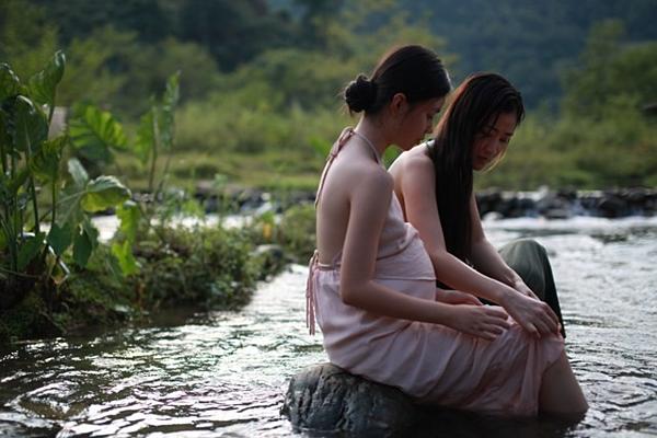 Maya và Trà My trong phim Người Vợ Ba - Ảnh 3.