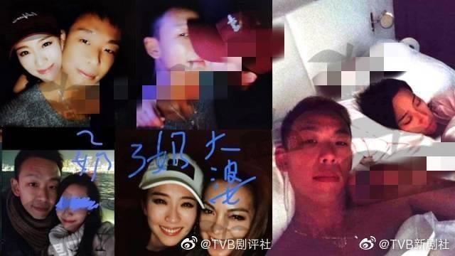 Showbiz Hong Kong lại chấn động vì tin ngoại tình: Hoa đán TVB Diêu Tử Linh bị lộ ảnh giường chiếu với chồng của bạn thân? - Ảnh 3.