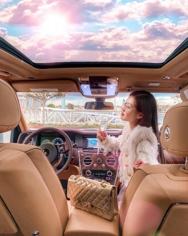 Bà mẹ trẻ sở hữu dàn siêu xe hơn 100 tỷ đồng là ai? - Ảnh 10.