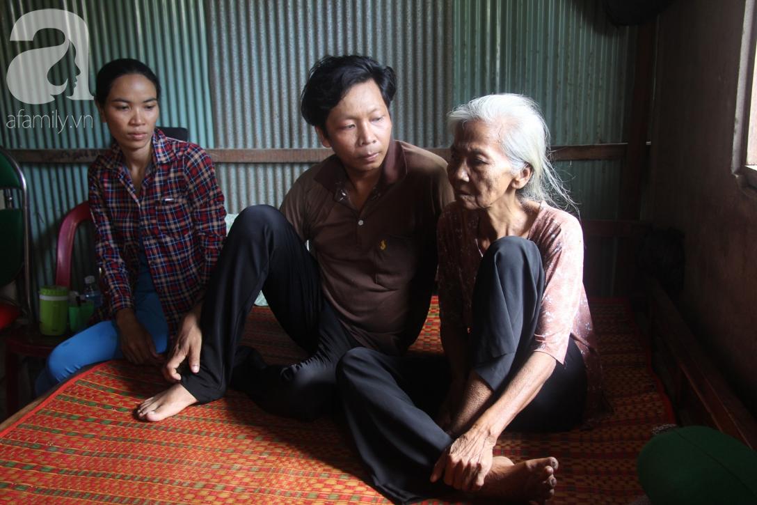 Lời khẩn cầu của người bà 70 tuổi mù một bên mắt, chân bị hoại tử, thối rữa nặng mà không có tiền phẫu thuật - Ảnh 17.