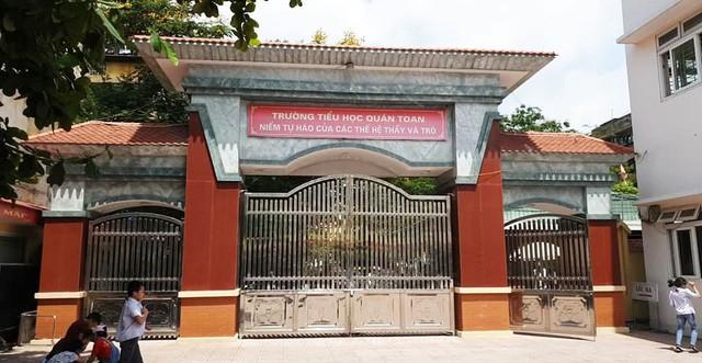 Hải Phòng: Cô giáo đánh nhiều học sinh ở Tiểu học Quán Toan sẽ bị thôi việc - Ảnh 4.