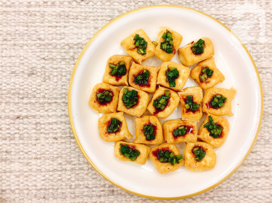 9x Hà Nội nấu thực đơn Eat Clean ngon đẹp xuất sắc chỉ ngắm đã mê - Ảnh 3.