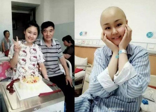 21 tuổi, bị ung thư máu, 3 năm tái phát 3 lần nhưng cô gái không gục ngã, hàng ngày vẫn làm một việc để động viên người cùng hoàn cảnh - Ảnh 2.