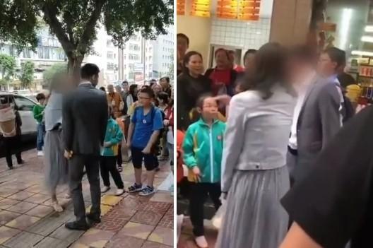 Cô gái tát bạn trai liên tục trên đường, chàng trai đứng yên chịu trận và lý do đằng sau vụ việc khiến ai cũng thấy thương cho anh - Ảnh 3.