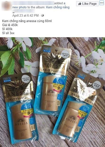 Trung Quốc phát hiện cơ sở làm giả hơn 7.000 lọ kem chống nắng Anessa, nhiều shop Việt Nam bán chỉ bằng 1/10 giá gốc - Ảnh 8.