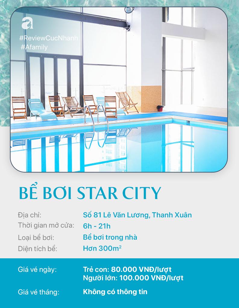 Hè đến rồi, cùng review nhanh các bể bơi ở Hà Nội để chọn chỗ bơi cho con nào  - Ảnh 9.