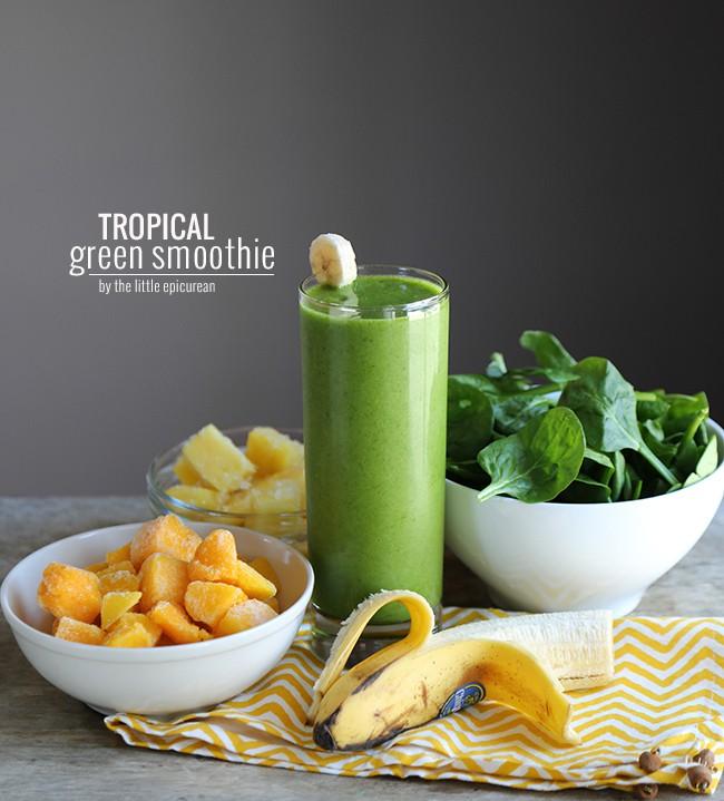Thực đơn 7 món sinh tố xanh cho tuần lười nấu ăn của nàng công sở  - Ảnh 2.