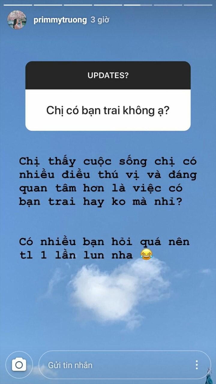Sau chia tay, Phan Thành khao khát một tổ ấm thì bạn gái cũ lại cực phũ khi nhận được câu hỏi có bạn trai chưa? - Ảnh 1.