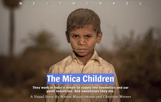Trẻ em, máu và nước mắt: Bí mật đen tối ẩn chứa đằng sau những thỏi son bóng bẩy chứa đầy Mica mà có thể bạn đang sử dụng mỗi ngày - Ảnh 10.