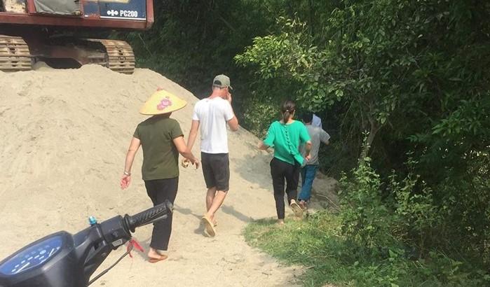 Lào Cai: Thấy bạn bị đuối nước, nhóm học sinh bơi ra cứu thì 4 em tử vong thương tâm - Ảnh 1.