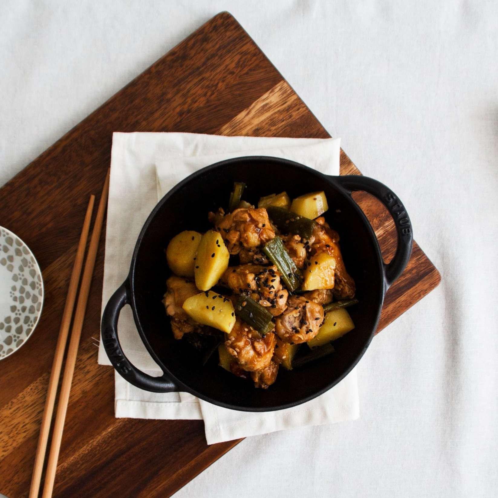 Người Hàn có cách chế biến thịt gà cực lạ, tôi ăn thử một lần là thích ngay lập tức - Ảnh 5.