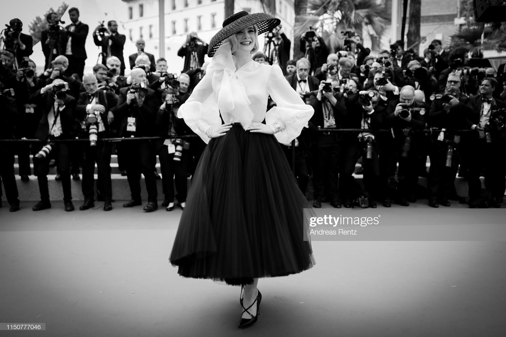 Top khoảnh khắc đắt giá nhất Cannes 2019: Dàn mỹ nhân 9X bất ngờ chiếm đa số, Selena và cặp đôi Brooklyn ấn tượng mạnh - Ảnh 12.