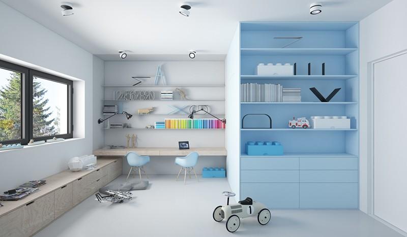 Ấn tượng với cách thiết kế phòng ngủ độc đáo cho trẻ - Ảnh 11.