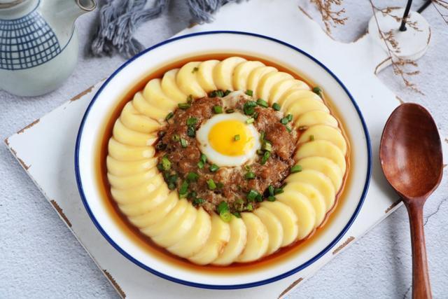 Đậu hấp thịt bằm không dầu mỡ làm chỉ 15 phút cho bữa tối ngon cơm - Ảnh 6.