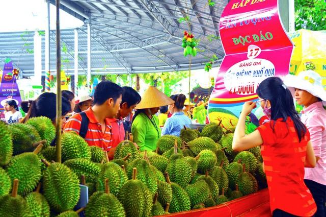 Lễ hội trái cây Nam Bộ lần thứ 15 với chuỗi hoạt động đậm đà văn hóa Nam Bộ - Ảnh 3.