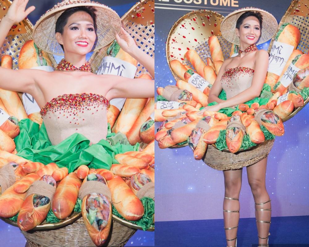Từ trước khi có cuộc thi thiết kế, phần trang phục dân tộc của đại diện Việt Nam do ai phụ trách?  - Ảnh 1.