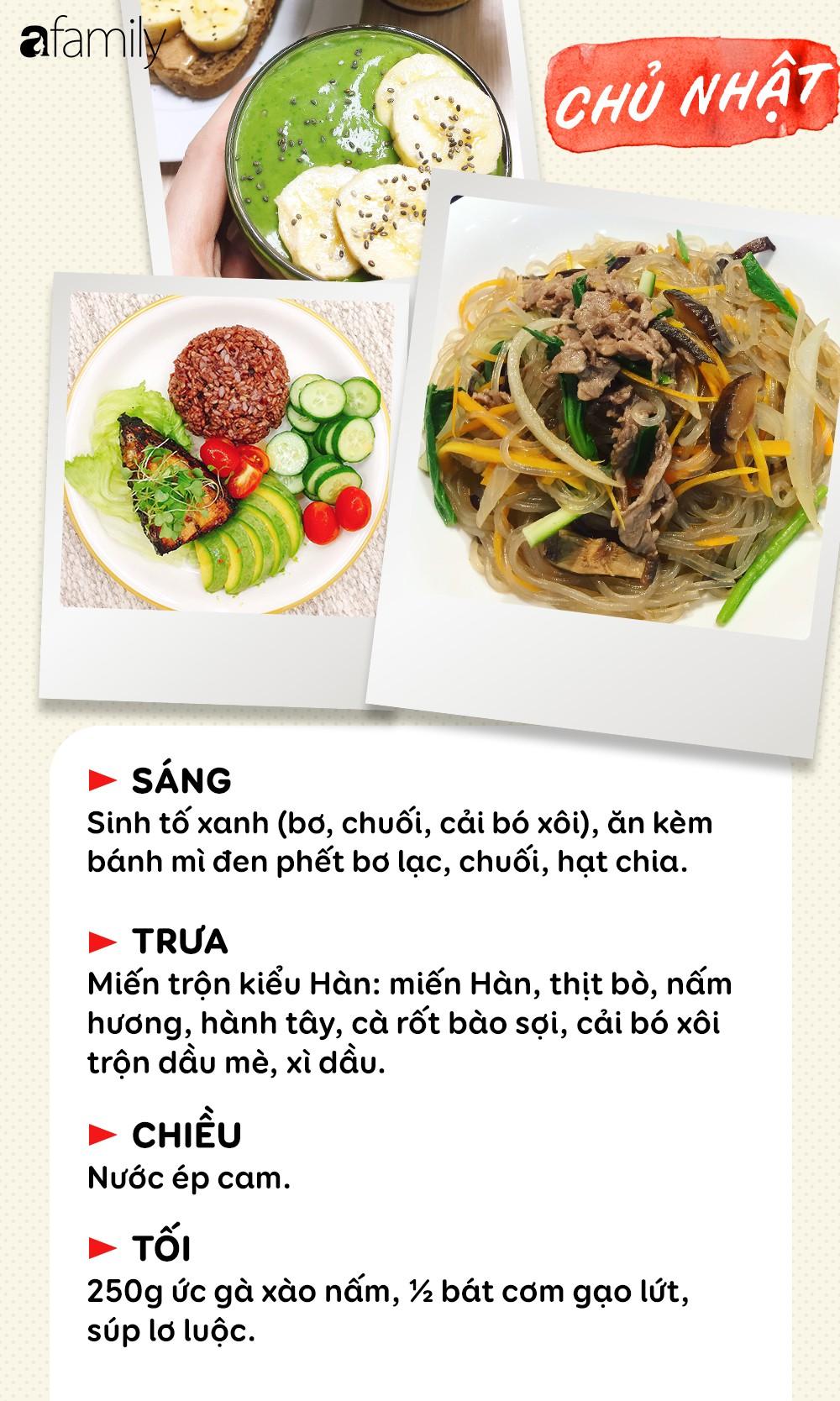 Thực đơn eat clean ngày 7 - Ảnh 7.