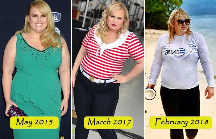 Rebel Wilson - nàng béo lầy nhất Hollywood chia sẻ màn Before - After giảm 18kg, biến chuyện không thể thành có thể - Ảnh 3.
