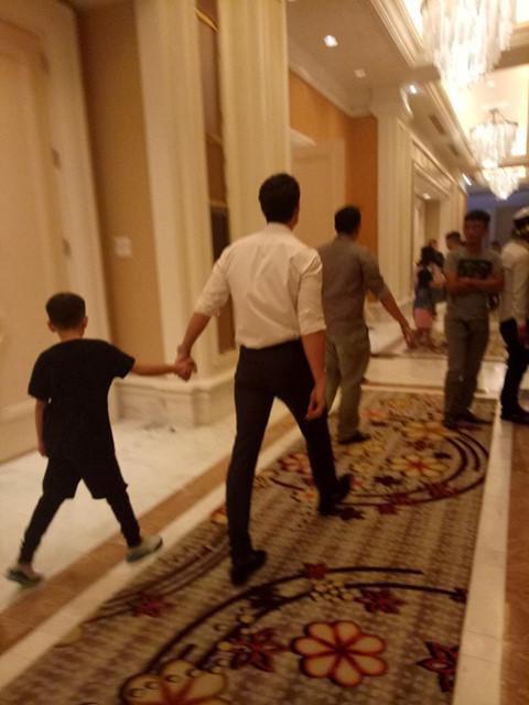 Hồ Ngọc Hà bất ngờ tiết lộ sở thích chung thú vị của bạn trai Kim Lý và con trai cưng Subeo  - Ảnh 2.