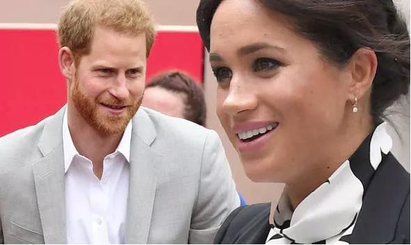 Hành động bất thường chưa từng có của Nữ hoàng Anh và Hoàng tử Harry hé lộ thông tin về em bé Sussex khiến người hâm mộ phát sốt - Ảnh 1.