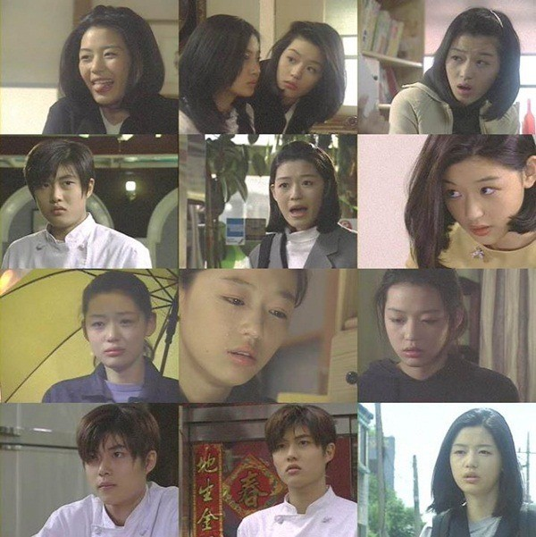 Đẳng cấp nhan sắc của vợ chồng Jeon Ji Hyun: Vợ là nữ thần mặt mộc, khí chất như bà hoàng, chồng xứng danh nam thần giới tài phiệt - Ảnh 2.