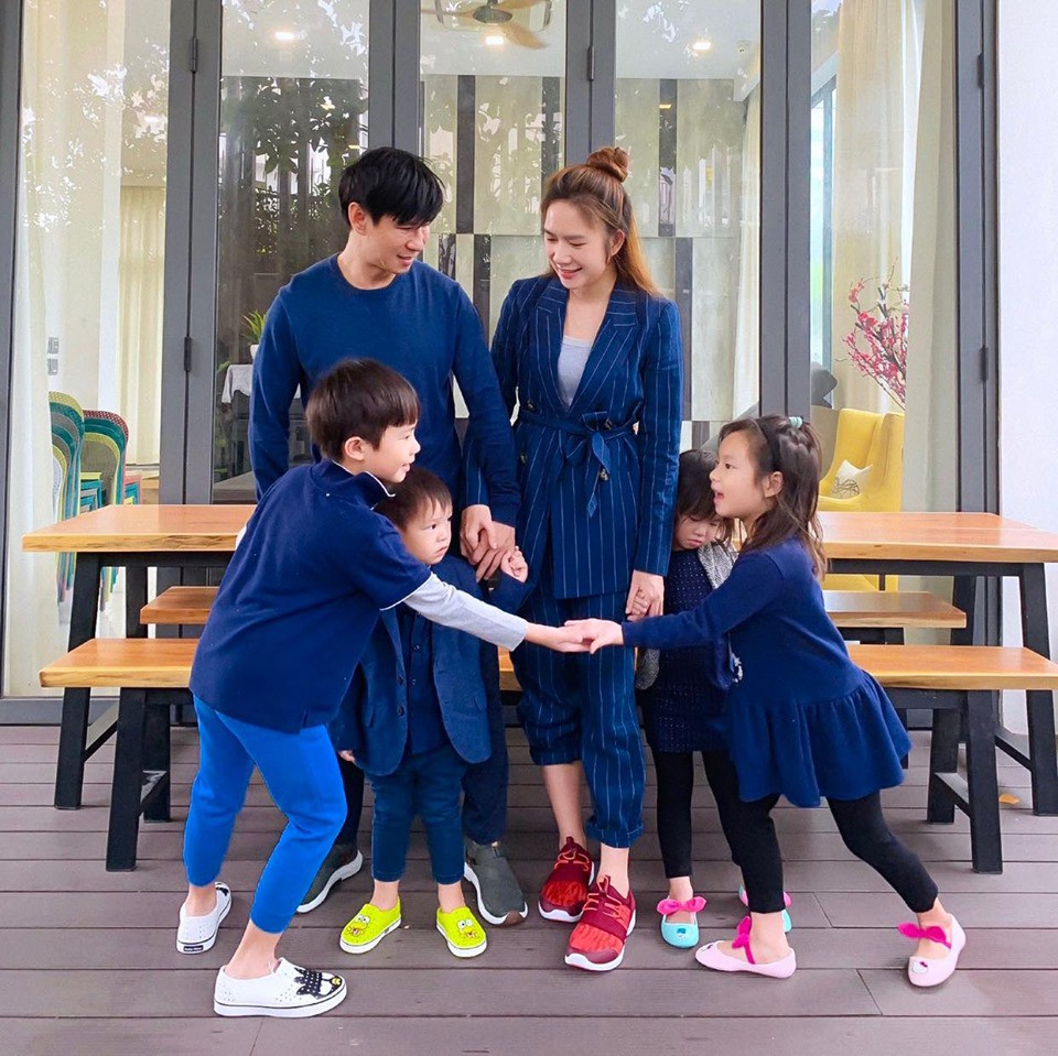 Sao Việt tích cực khoe ảnh hồi nhỏ, gửi lời chúc và những món quà ý nghĩa đến con nhân ngày Quốc tế thiếu nhi 1/6 - Ảnh 8.
