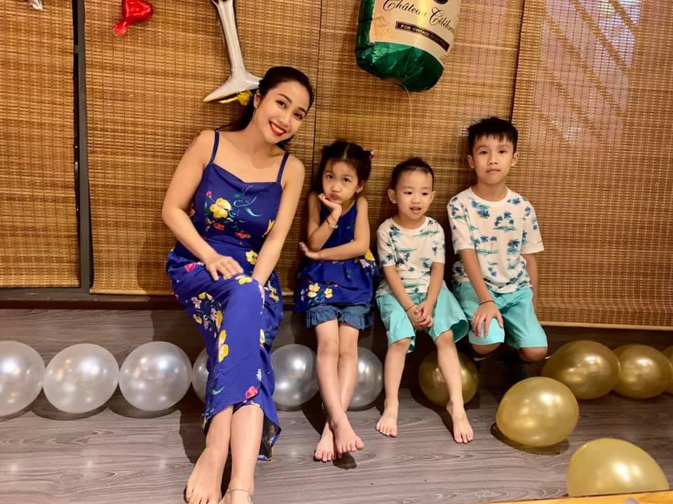 Sao Việt tích cực khoe ảnh hồi nhỏ, gửi lời chúc và những món quà ý nghĩa đến con nhân ngày Quốc tế thiếu nhi 1/6 - Ảnh 2.
