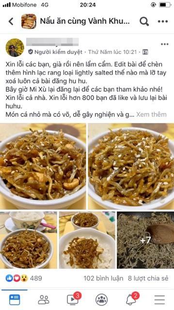 Hóa ra món cá khô kiểu Hàn siêu ngon làm chỉ trong 5 phút thôi - bảo sao các mẹ thích đến thế! - Ảnh 1.