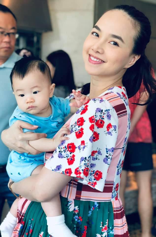 Sao Việt tích cực khoe ảnh hồi nhỏ, gửi lời chúc và những món quà ý nghĩa đến con nhân ngày Quốc tế thiếu nhi 1/6 - Ảnh 7.