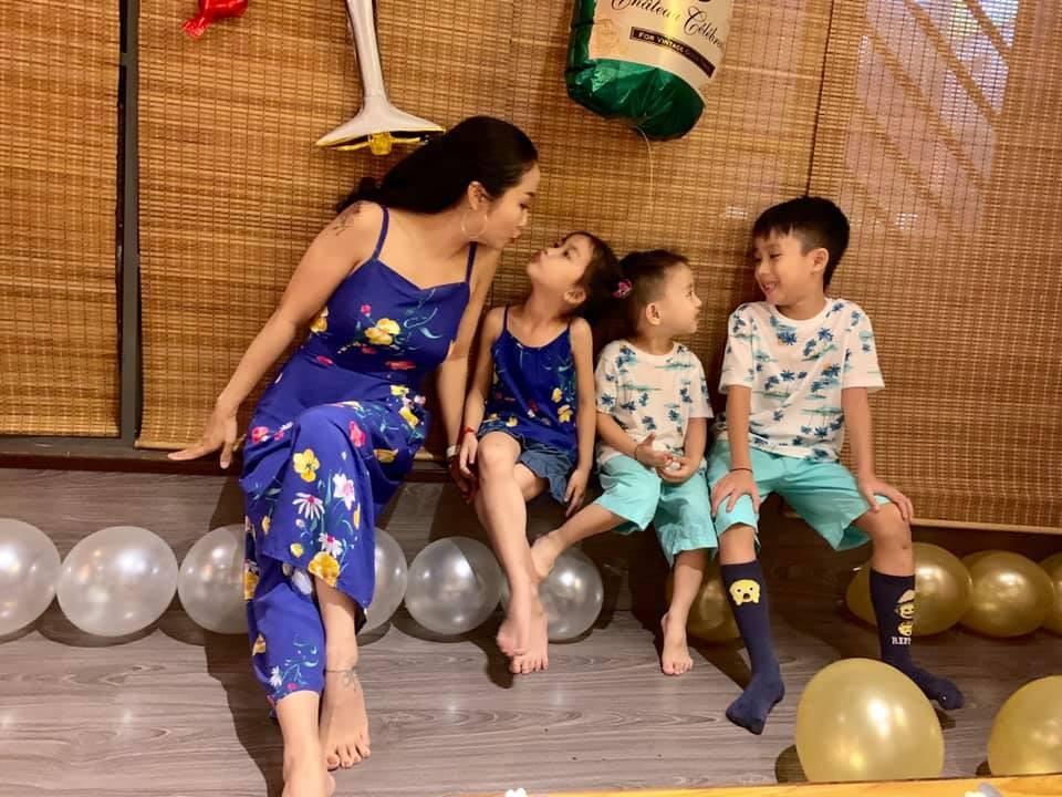 Sao Việt tích cực khoe ảnh hồi nhỏ, gửi lời chúc và những món quà ý nghĩa đến con nhân ngày Quốc tế thiếu nhi 1/6 - Ảnh 3.