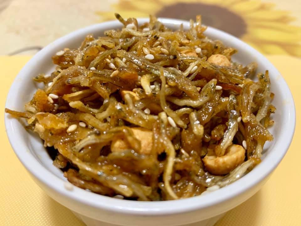 Xem ngay món cá Anchovy Hàn Quốc rang vừa đậm vị lại giòn ngọt thơm ngon cho thực đơn cơm tối ngày mưa - Ảnh 4.