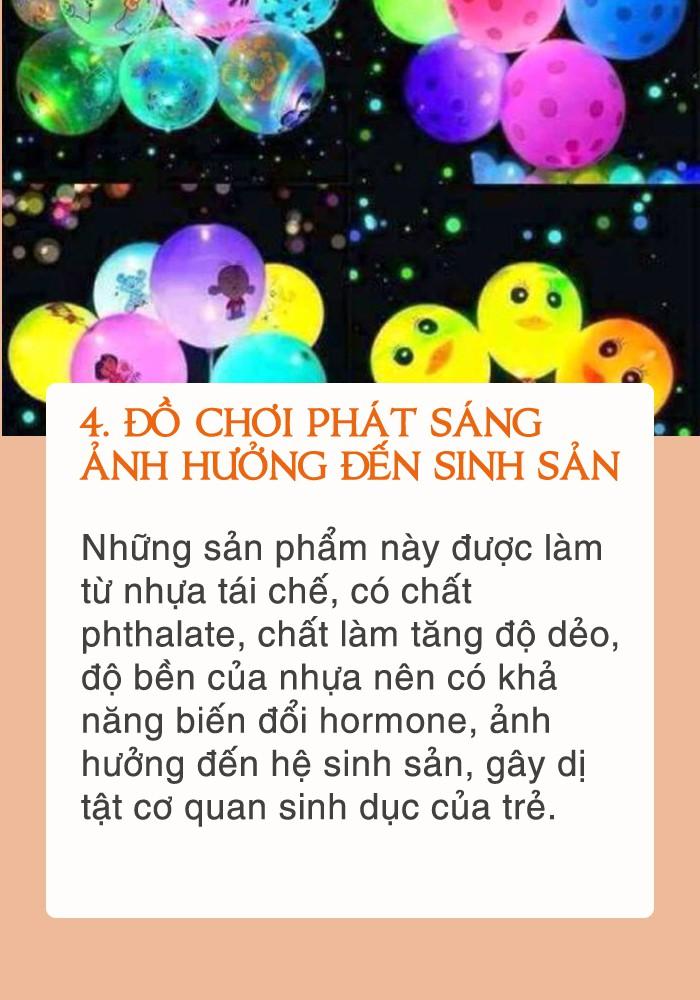 8 loại đồ chơi có thể gây ung thư, vô sinh: Chuyên gia đã cảnh báo nhưng rất nhiều cha mẹ Việt vẫn mua cho con chơi - Ảnh 4.