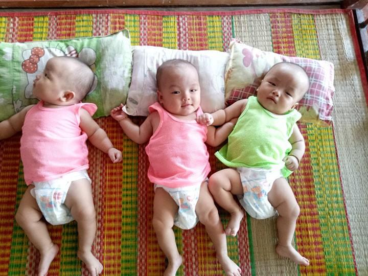 Hành trình thai kỳ gian nan, sinh xong còn khổ cực gấp 10 lần của mẹ mang thai 3 - Ảnh 10.