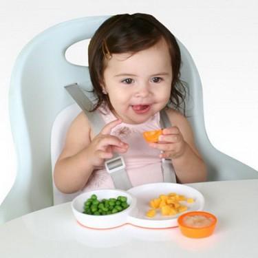 Dinh dưỡng cho bé khi mọc răng - Ảnh 2.