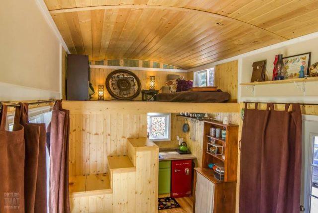 Bất ngờ với nhà gỗ mini đủ đầy các chức năng cho cuộc sống thường ngày - Ảnh 7.