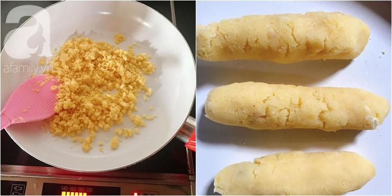 Bánh dày đỗ - món bánh dẻo thơm dân dã dù bao sơn hào hải vị cũng chẳng sánh bằng - Ảnh 3.