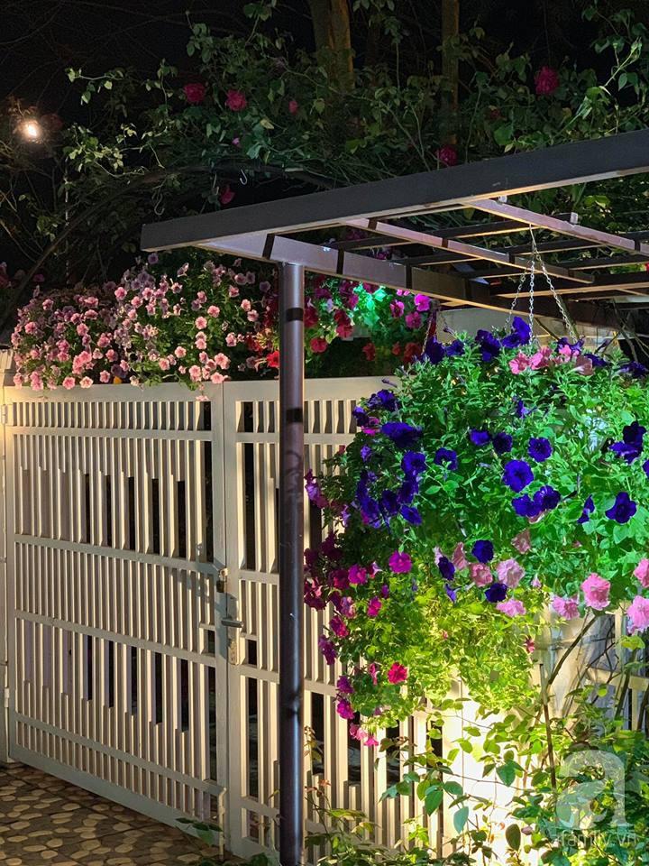 Cuộc sống bình yên của người đàn ông trong ngôi nhà phủ kín hoa hồng ở Hà Nội - Ảnh 27.