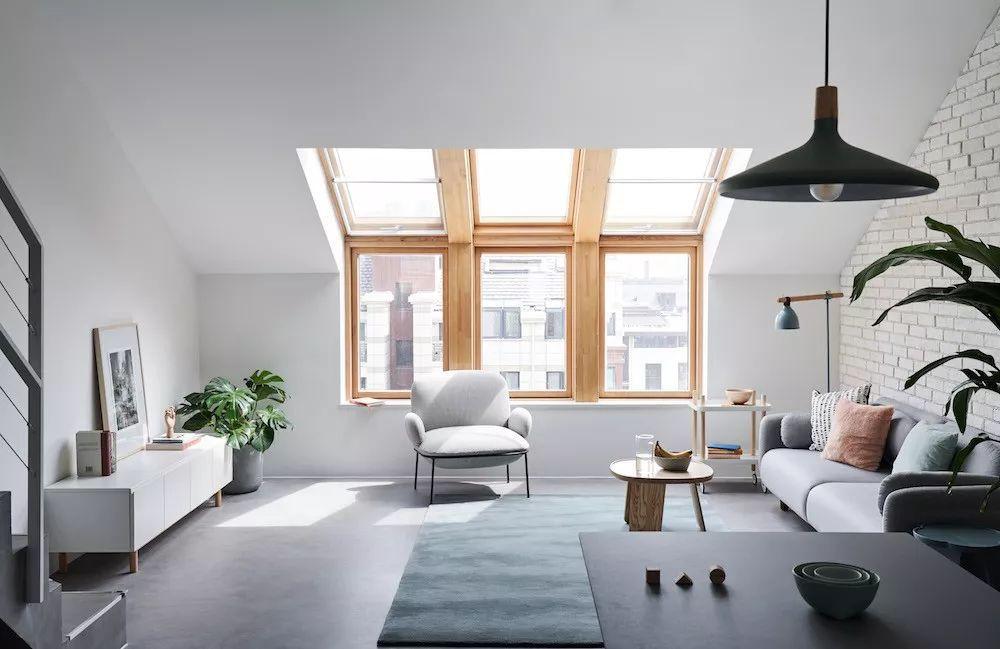 Cặp vợ chồng trẻ nới rộng căn hộ áp mái 85m2 thành không gian 115m2 sau cải tạo ai nhìn cũng mê - Ảnh 6.