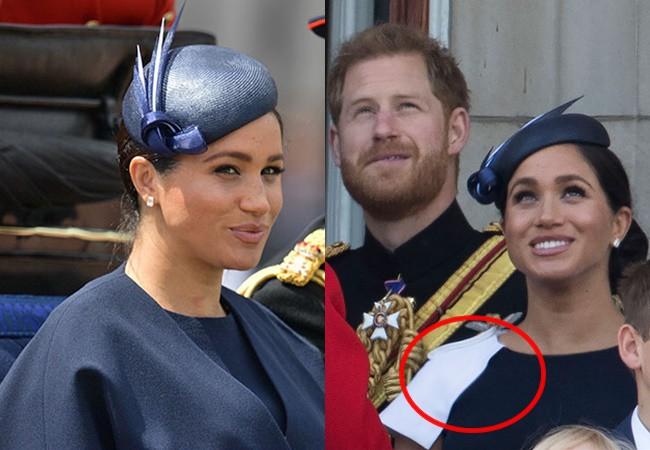"""Chuyện giờ mới kể: Meghan Markle bỗng dưng """"mất hút"""" giữa các thành viên hoàng gia trên ban công Cung điện và lý do khiến ai cũng """"ngã ngửa"""" - Ảnh 2."""