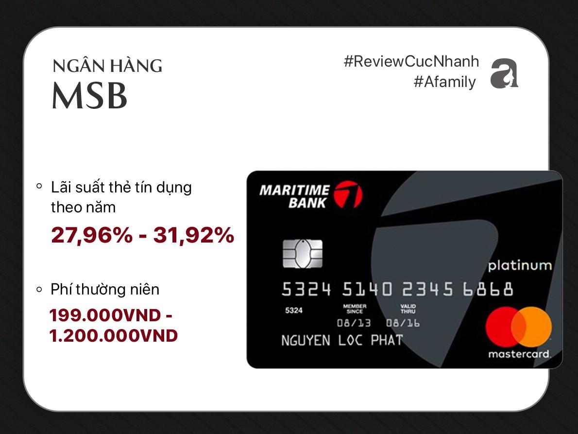 Chi tiêu và mua sắm nhiều, bạn có biết ngân hàng nào có lãi suất dư nợ thẻ tín dụng tốt nhất không?  - Ảnh 5.