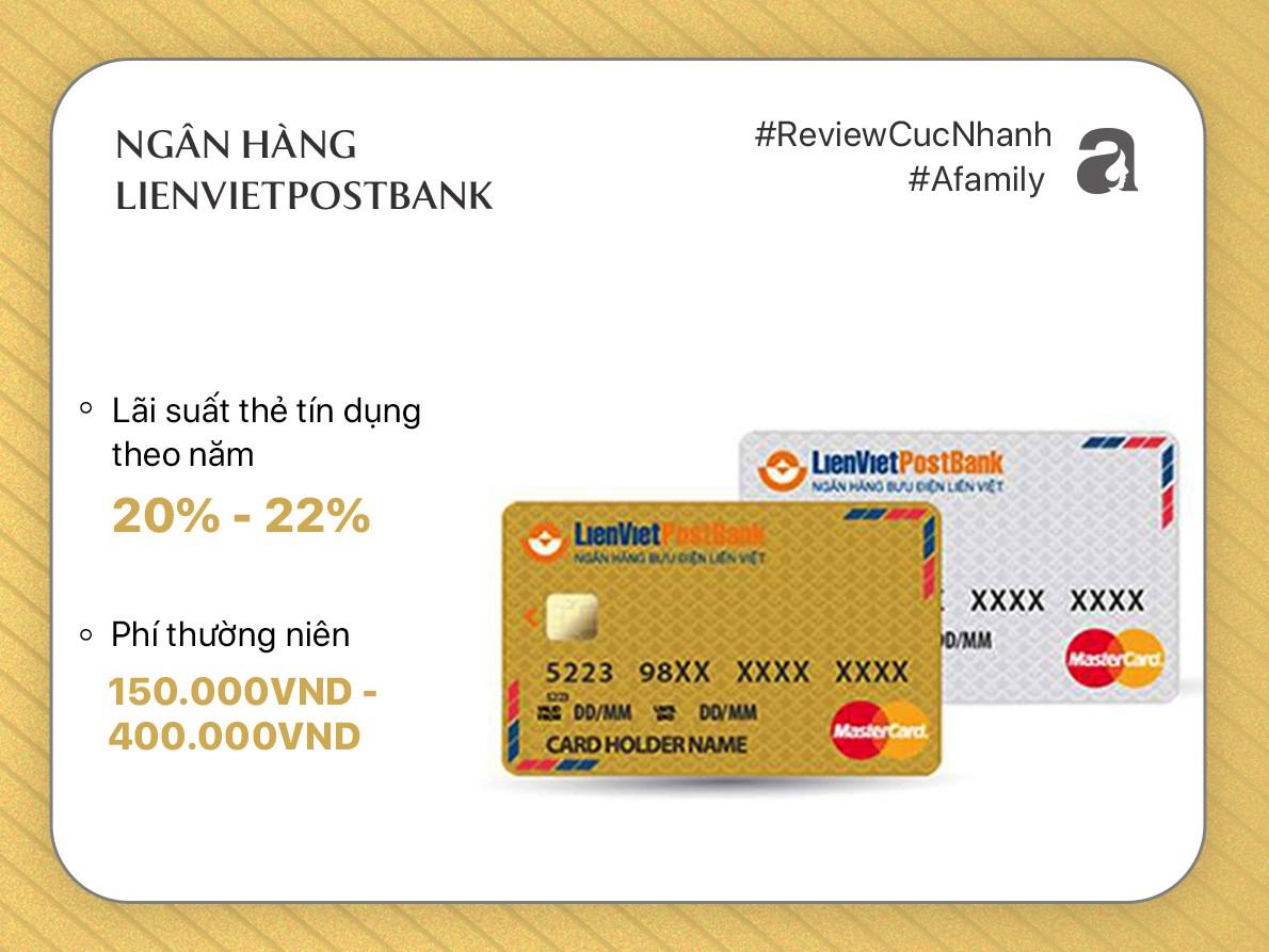 Chi tiêu và mua sắm nhiều, bạn có biết ngân hàng nào có lãi suất dư nợ thẻ tín dụng tốt nhất không?  - Ảnh 13.
