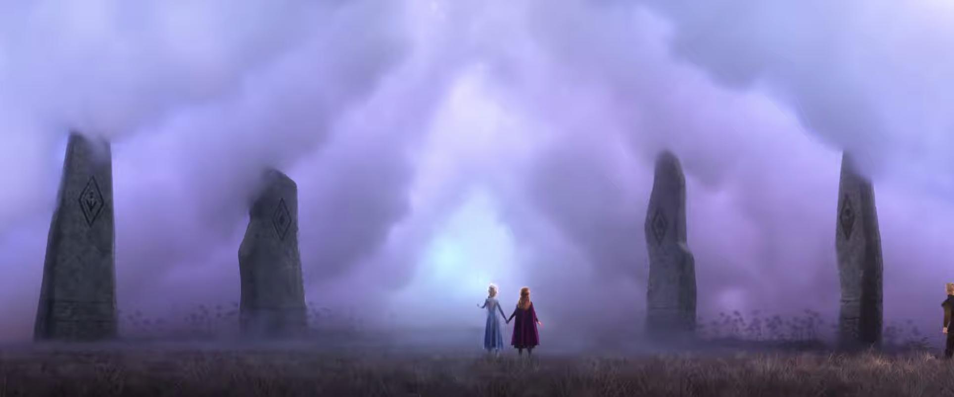 Frozen 2 tung trailer hoành tráng chẳng khác nào phim siêu anh hùng - Ảnh 6.