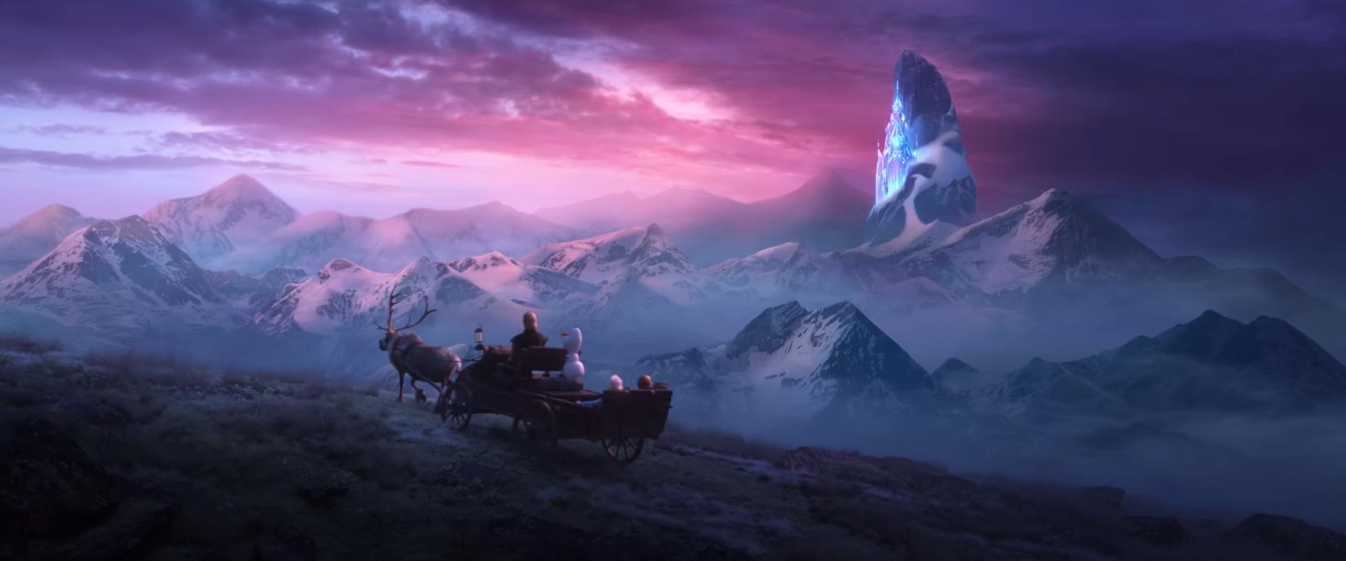 Frozen 2 tung trailer hoành tráng chẳng khác nào phim siêu anh hùng - Ảnh 5.