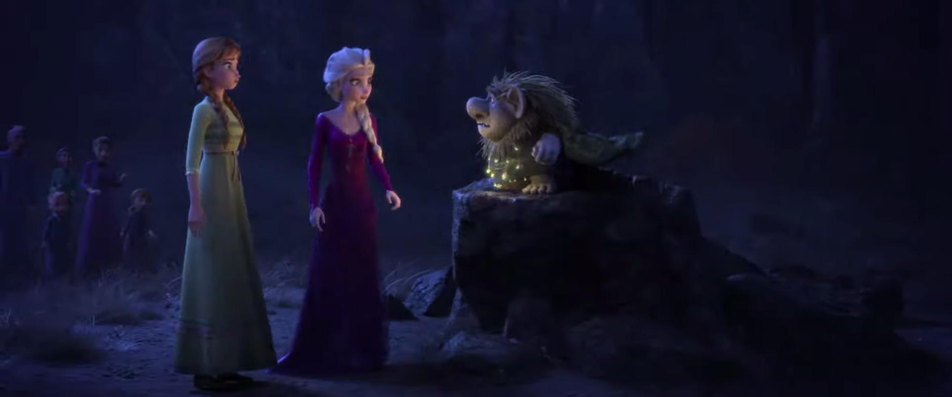 Frozen 2 tung trailer hoành tráng chẳng khác nào phim siêu anh hùng - Ảnh 3.