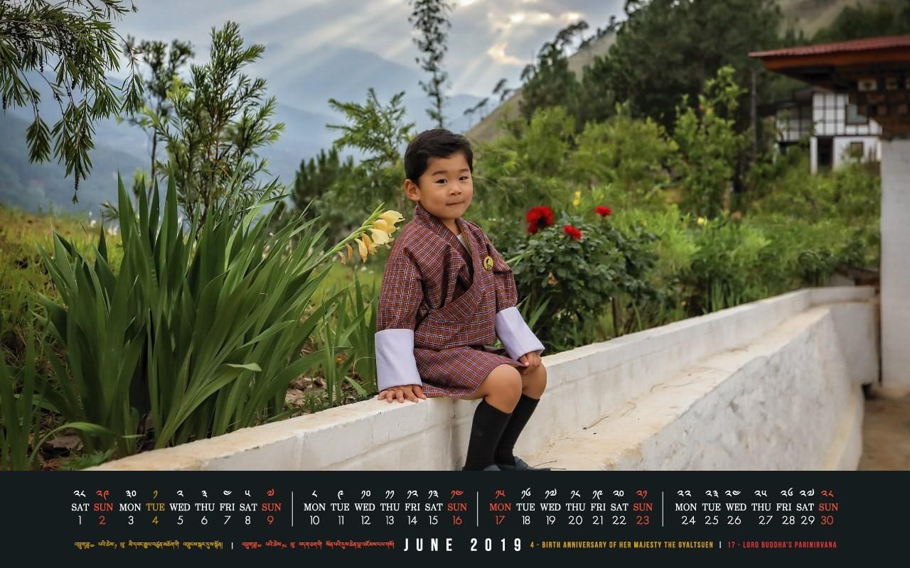 Đất nước hạnh phúc Bhutan công bố hình ảnh mới nhất của hoàng tử bé  - Ảnh 3.
