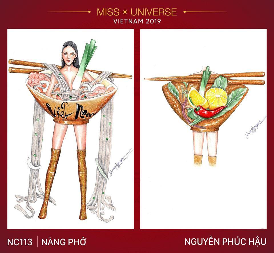 Choáng với nhiều ý tưởng dành cho Hoàng Thùy đi thi Hoa hậu Hoàn vũ: Từ heo quay cho đến cây ATM và thật khó mà cảm nổi! - Ảnh 2.