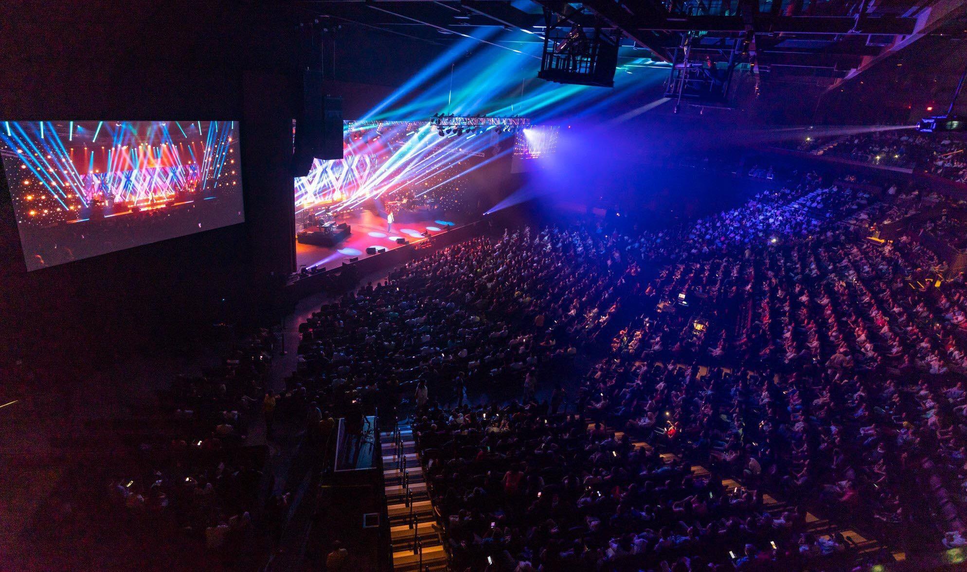 Hương Tràm hát live giữa ngàn khán giả Mỹ, fan đăng ảnh dìm hàng và đây là phản ứng đáng yêu của nữ ca sĩ  - Ảnh 5.