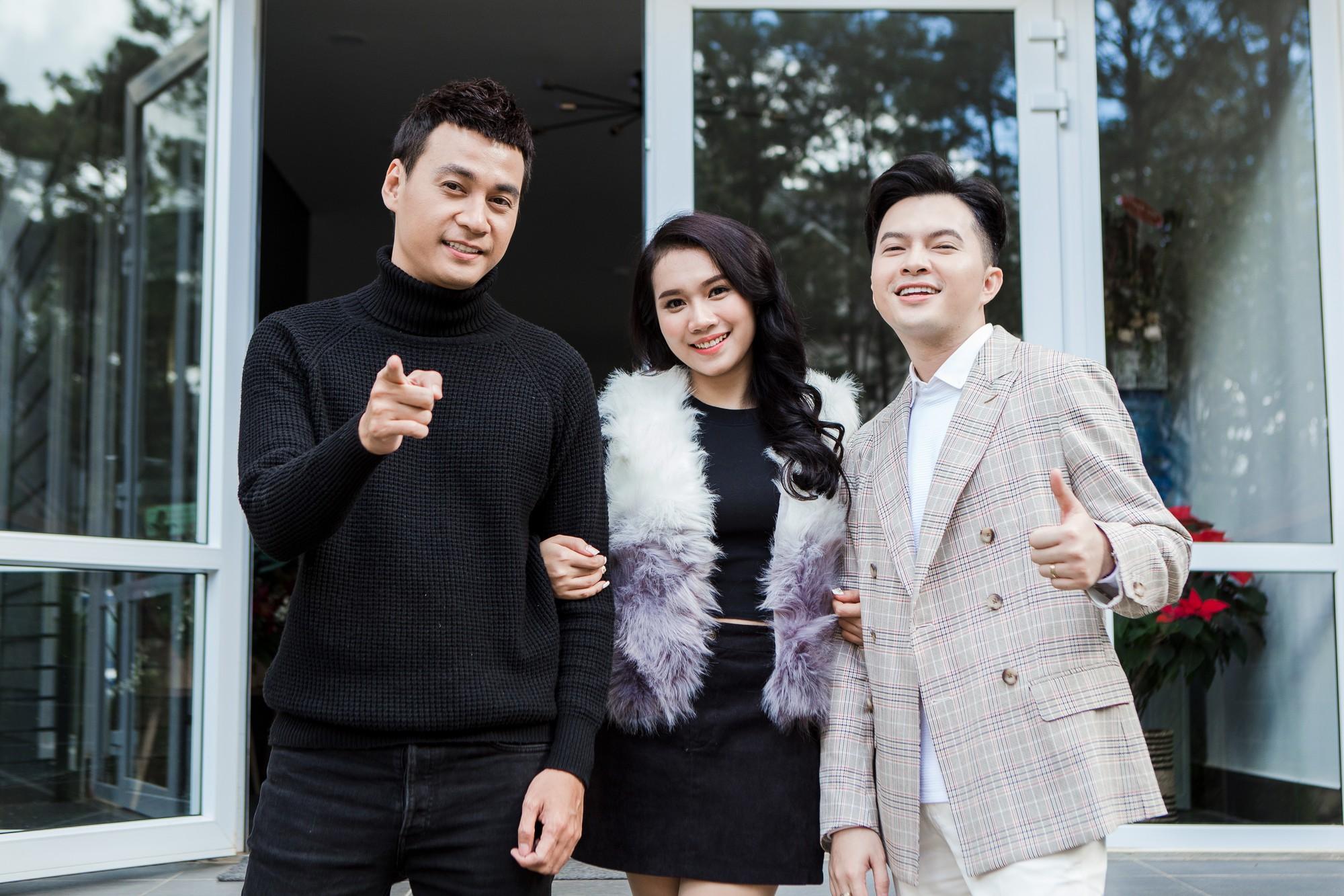 Nam Cường kể chuyện tình tay ba với Mai Bảo Ngọc và Ngọc Thuận - Ảnh 3.