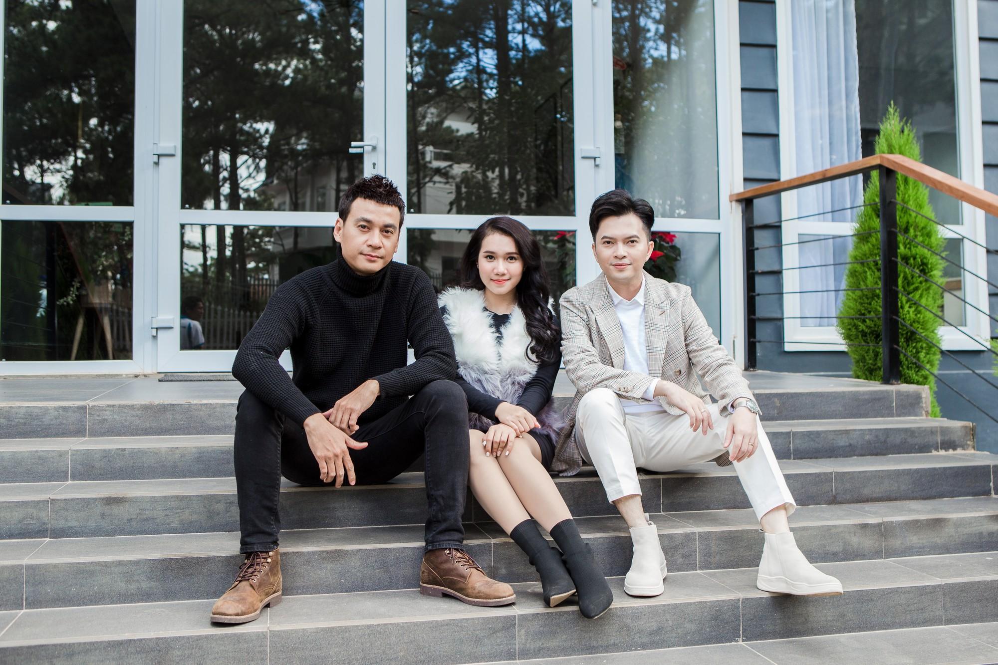 Nam Cường kể chuyện tình tay ba với Mai Bảo Ngọc và Ngọc Thuận - Ảnh 4.